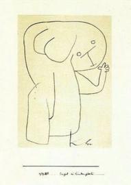 Engel im Kindergarten, Paul Klee