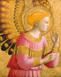 Verkondigingsengel, Fra Angelico