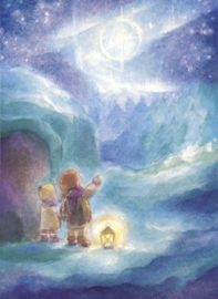 Winterlicht, Marie Laure Viriot DIN A3
