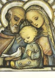 Heilige familie, M.I. Hummel