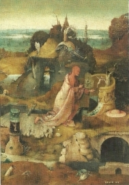 Heremieten-drieluik, Jheronimus Bosch