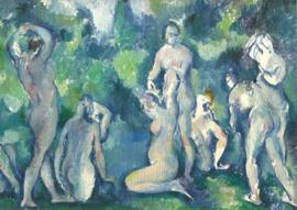 Badende vrouwen, Paul Cézanne