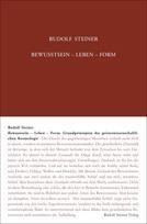 Bewusstsein - Leben - Form GA 89 / Rudolf Steiner