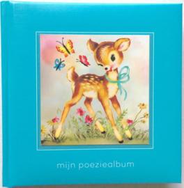 Mijn poeziealbum Blauw, Linda van Regenmortel