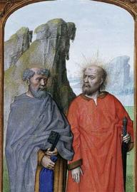 Heilige Petrus en Paulus, Getijdenboek Vlaanderen