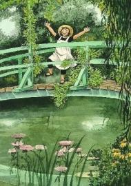 Linnea op de brug, Lena Anderson