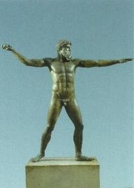 Poseidon, Grieks, 460 v.Chr.