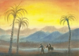Vlucht naar Egypte, Erika Hoffmann