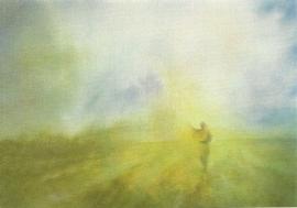 Zaaien, voorjaarsstemming, David Newbatt