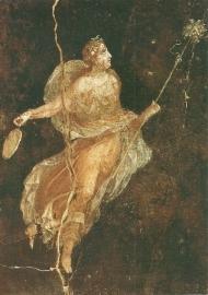 Aanhanger van Bacchus, 100 v. Chr