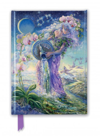 Josephine Wall: Aquarius, A Flame Tree Notebook
