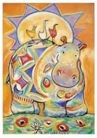 Nijlpaard, Geertje van der Zijpp
