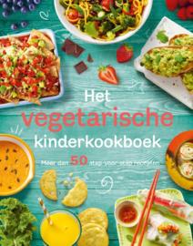 Het vegetarische kinderkookboek / Sander Buesink