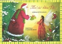 Kleurboek Kerst Daniela Drescher A5