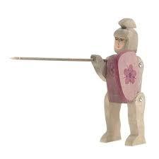 Ruiter ridder rood