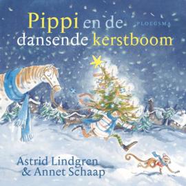 Pippi en de dansende kerstboom / A. Lindgren