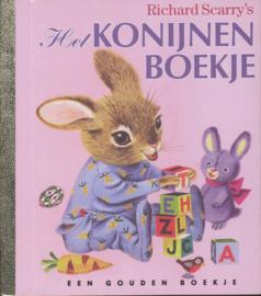 Het konijnenboekje / P.M. Scarry