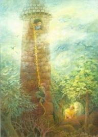 Raponsje, Gabriela de Carvalho, poster
