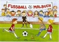 Kleurblok voetballen
