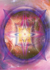 Kosmisch gewaarzijn - wervelwind, Wilka Zelders