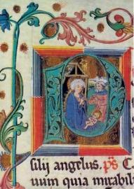 Geboorte van Christus, Württembergische Bibliothek
