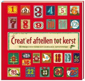 Creatief aftellen tot kerst / M. Ander