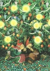 Vrouwen onder dennenboom,  Inge Löök