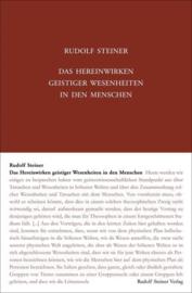 Das Hereinwirken geistiger Wesenheiten in den Menschen GA 102 / Rudolf Steiner