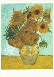 Zonnebloemen, Vincent van Gogh