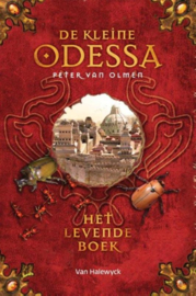 Het levende boek, de kleine Odessa 1 / Peter van Olmen