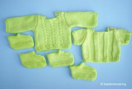 Truitjes en sokjes,patroon