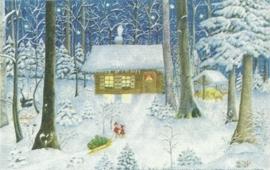 Op zoek naar Kerstmis, Elisabeth Heuberger