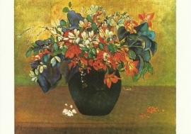 Bloemstilleven, Paul Gauguin