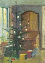 Op kerstochtend, Ernst Morgenthaler