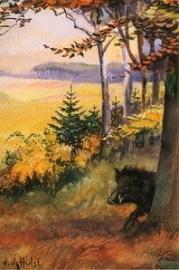 Luister, kijk, lees - herfst 6,  W.G.van de Hulst