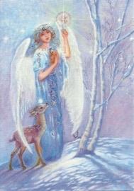 Beschermengel van de winter, Judy Mastrangelo