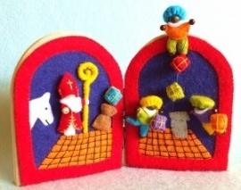 Sinterklaas icoon (zelfmaakpakketje)