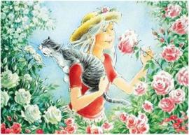 Geurende rozen, Gunilla Hansson