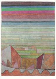 Zicht op vruchtland, Paul Klee