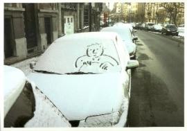Auto-neige