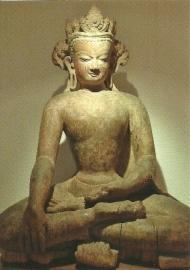 Gekroonde Boeddha, Nepal