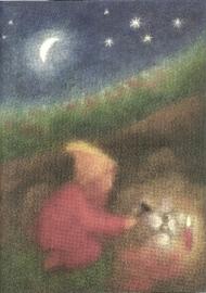 Dwerg in de nacht, Stefan Schmidt
