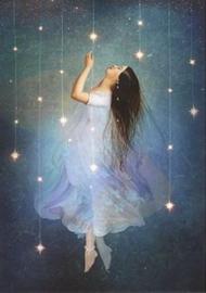Danseres tussen de sterren, Catrin Welz-Stein