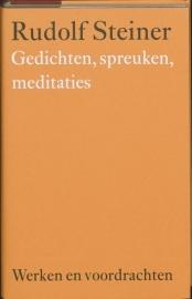 Gedichten, spreuken, meditaties / Rudolf Steiner