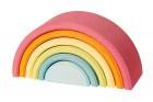 Regenboog Pastel 6-delig