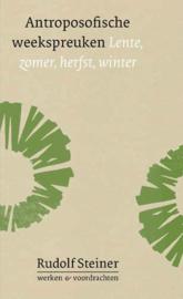 Antroposofische weekspreuken / Rudolf Steiner