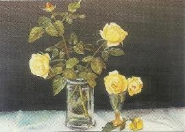 Gele rozen, Robert Schulze