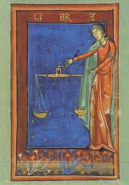 Weegschaal, Liber Astrologiae