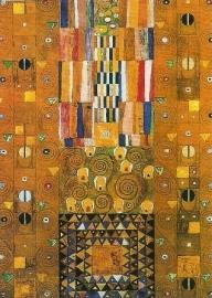 Werk presentatie voor Stoclet-Fries, Gustav Klimt