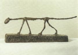 De kat, Alberto Giacometti